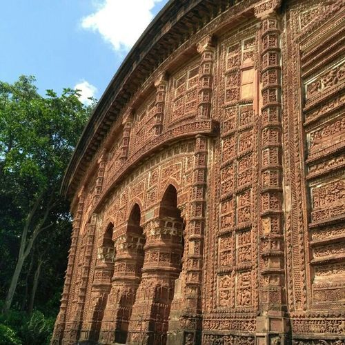 History, West Bengal,India Archeology Architecture Building Exterior Historic The Past