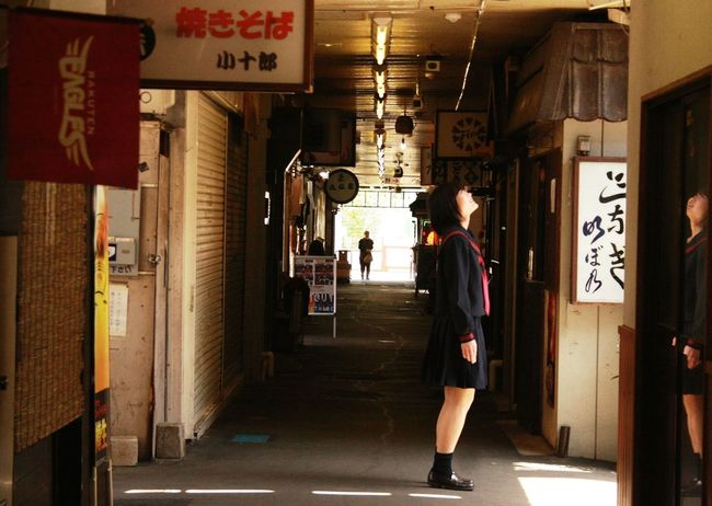 Japan Girly Girl Japanese  Model Sailor セーラー服