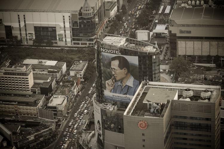 bangkok thailand Bangkok Thailand. Architecture Building Built Structure City City Life Outdoors Street