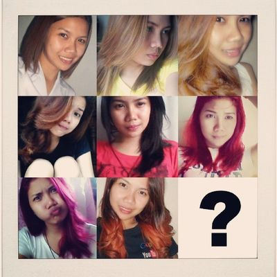 Mega throwback. Mula sa maikli hanggang sa hindi na humaba. Hahaha! From brown, light blonde, blonde, medium brown, black, red, purple at ombre hair. Ano nga bang magandang isunod? Idea naman kung ano magandang hair style? Hehe! Yung babagay sa bilugan kong mukha. Hairstyles Colors Dye Ombre Short Long Brown Lightblonde Blonde Mediumbrown Black Red Purple Summerombre Kalbonaman Madaldal Ideapleeeeeease Instapic Tbtnarin Lavodnasssecnirf