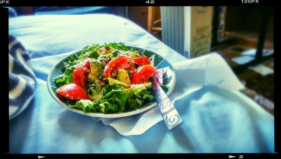 feel good food. Alive  This Salad  Yess Vegan Foodporn