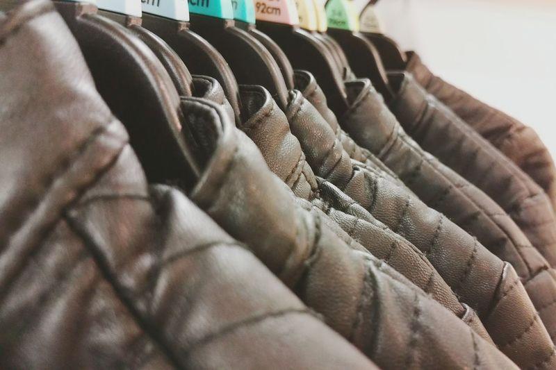 Hangars Clothes Shopping Fashion