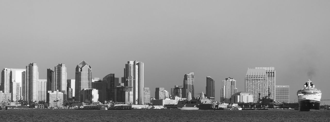 San Diego San Diego City In Background San Diego Bay San Diego Black And White San Diego Black And White City Architecture Black And White San Diego Bay Black And White Architecture Black And White Collection  Black And White Photography Building Building Exterior Built Structure City Cityscape Clear Sky Modern Outdoors San Diego Docks Sandiego Sky Skyscraper Tall - High Tower Urban Skyline