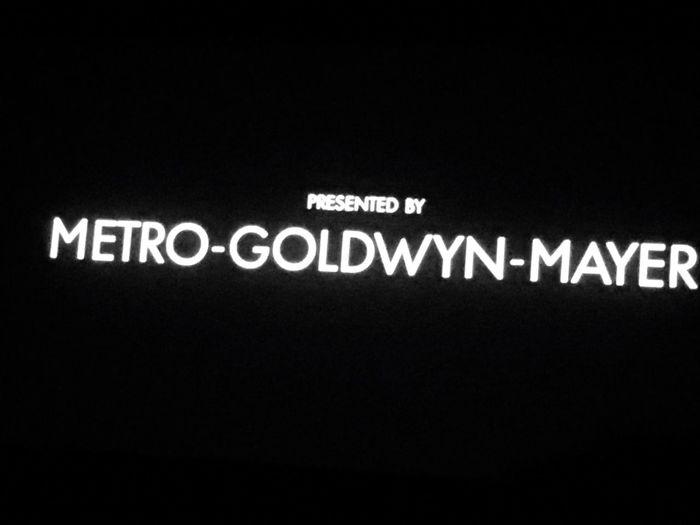 2001: A Space Odyssey Screening