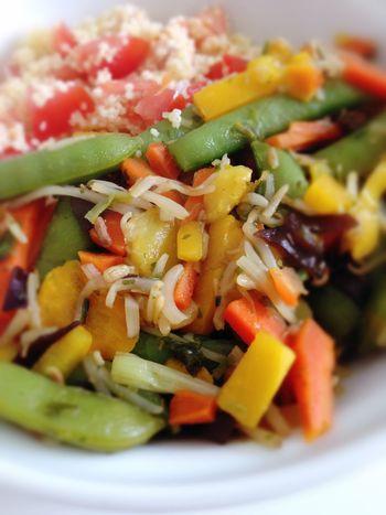 Colorful Food Freshness Healthy Eating Meal Ready-to-eat Sorghum Tomatoes Vegan Food Vegetarian Food