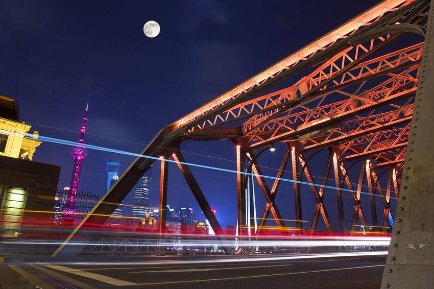 外白渡桥 我等你