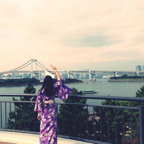 FUCK YOU Don't Care in Purple Kimono