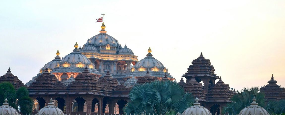 Architecture Religion Place Of Worship Travel Destinations Built Structure City Day Outdoors Akshardhaamtemple Delhidiaries Beauty Touristic Destination The Architect - 2017 EyeEm Awards EyeEmNewHere
