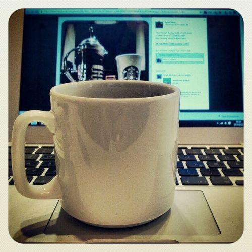 Even more coffee in Seattle. #CoffeeTweet Coffeetweet
