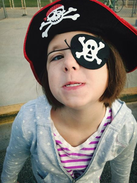 Arrrr!! Family Matters Pirate