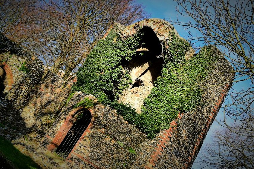 One Of The Norwichcity Wall Defence Towers Dating Back To  1320 Sadly Looking the Worse  For Ware Taking Photos Nikonphotography Historical Buildings Eye4photography
