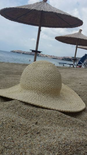 Summer Portocarras Grecia Greece In Love On The Beach Hat