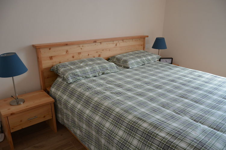 Bed at home