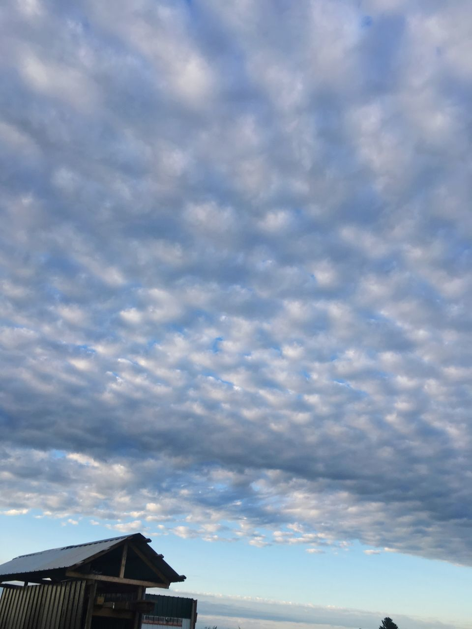 cloud - sky, sky, architecture, built structure, building exterior, nature, building, no people, low angle view, house, beauty in nature, outdoors, day, tranquility, scenics - nature, roof, blue, sunlight, overcast