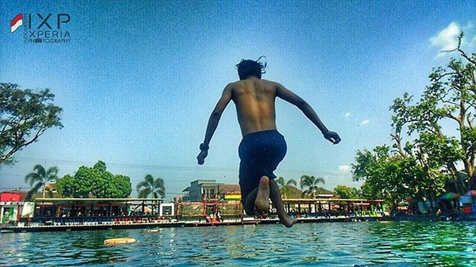 Jump levitation 💨 Jumplevitation IXP Indonesiaxperiaphotography Xperiaindo Ponggok Klaten Visitjateng