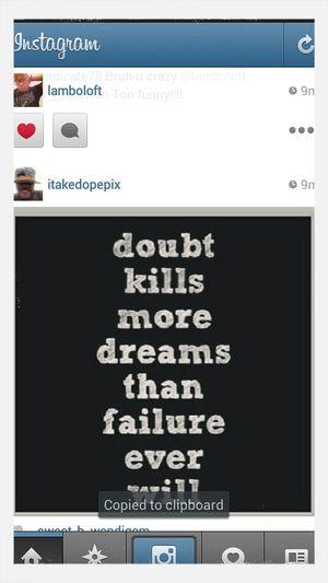 Sooo True. Be God Confident