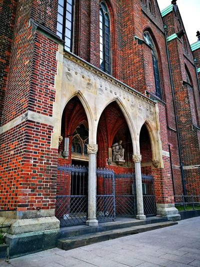 Architecture Building Exterior Buildings City Day Hamburg Old Town Urban
