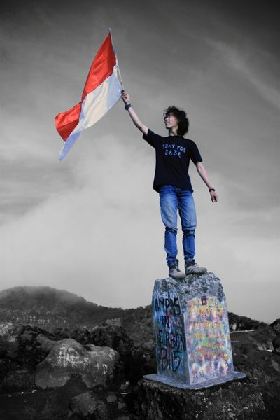 Mountain Hiking Summit INDONESIA