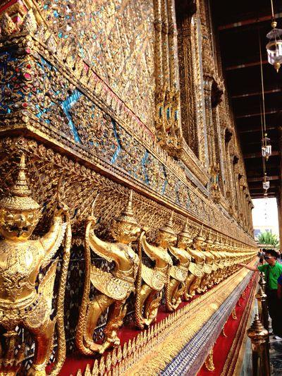Thailand WatPhraKaew Watphrakaeo タイ ワットプラケーオ