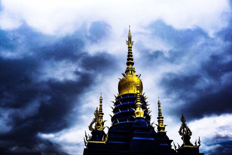 Blue Temple Wat