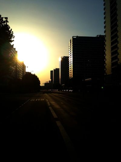 Good Morning Morning Light The Purist (no Edit, No Filter)