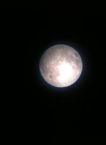 Everything is super about the moon~ Me