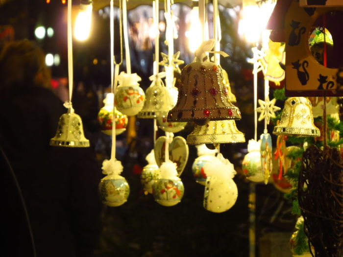 Advent Bell Christmas Christmas Around The World Christmas Decoration Christmas Decorations Christmas Gift Christmas Market Christmas Markets Christmas Ornament Christmas Spirit Christmas Tree Christmastime Decorations Erzgebirge For Sale Hanging Illuminated Kitsch Ornaments Retail  Seasonal Seasonal Decorations Variation Wind Chime