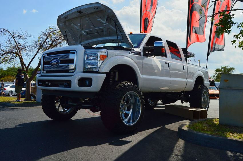 Nurotag Miami CarShow Popular Photos Ford Truck Nikon D3200 Americanforcewheels Turobo Ford Liftedtrucks