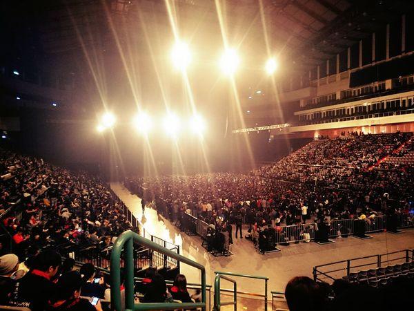EyeEm Taiwan EyeEm - Taiwan Taipei Taipei Arena ONE OK ROCK Concert Shock 令人震撼 印象深刻的演唱會 Awesome !