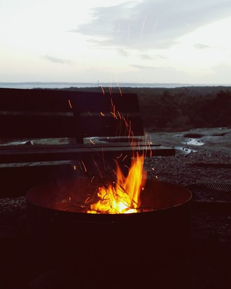 Fire Campfire Bonfire EyeEm Nature Lover EyeEm Best Shots EyeEm Best Shots - Nature Naturelovers Nature Light Lights