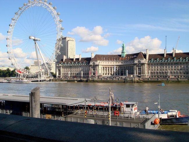 London eye 33