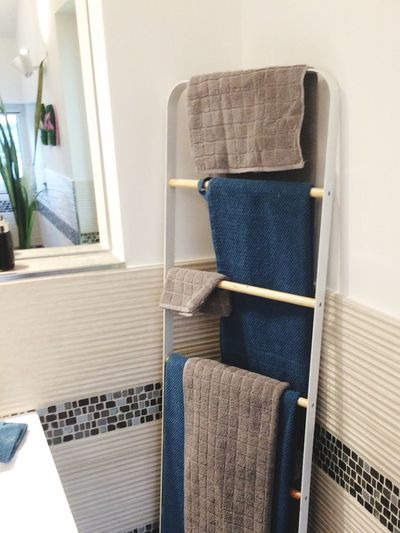 Indoors  No People Home Interior Close-up Towel Drying Stylish