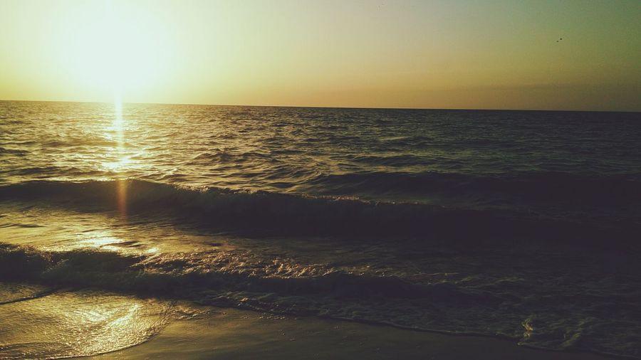 Beach Sunset Sky Porn Photograpghy