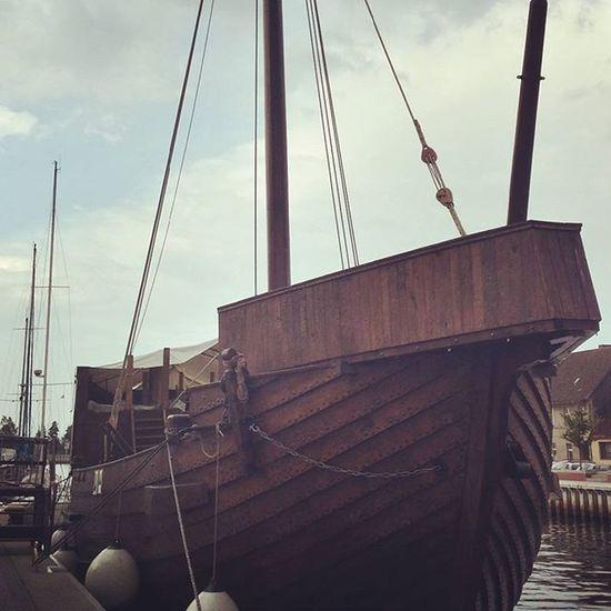 Ship Woodship Boat