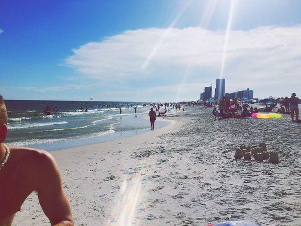 Beachtogrophy Talon Beach Photography Beach Life Sun Sunrays Alabama Alabama Before Severe Weather Moves In Tomorrow