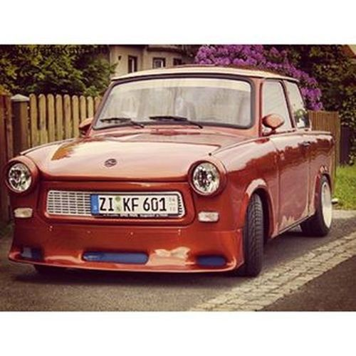 """Alte Liebe Rostet nicht"" 😂 Trabant Trabant601 Ostalgie Eastgermany trabanttuning 601er duroplast picofmyday like4like germany 2takt 2taktpower"