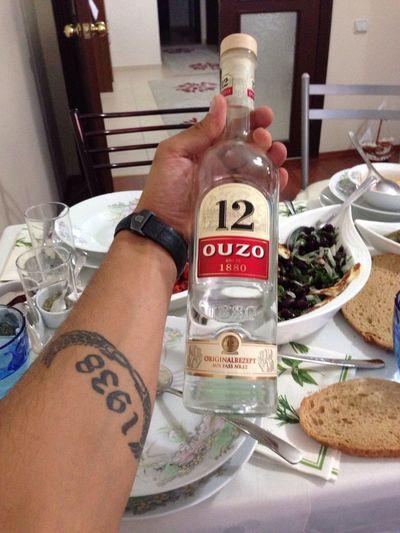 Arkadaşlar ile Yunanistan'ı feth ettik