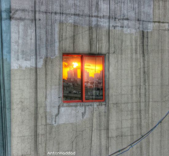 The sunset set the window on fire ? NEM Submissions EyeEm Best Shots Sunset_collection Shootermag