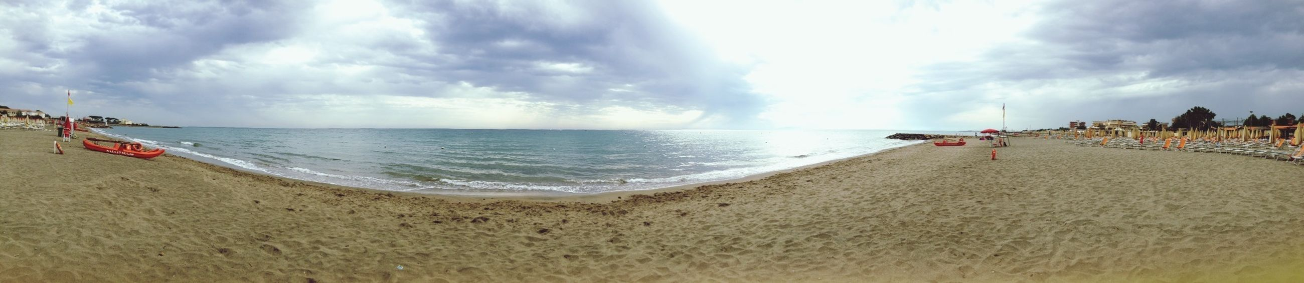 Sea Nuvoloso Summer Seaside