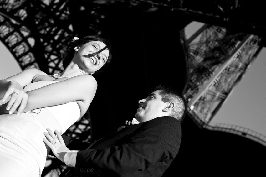 Wedding Wedding Photography Paris France Dance under the Eifel Tower Couple Zerofotografie.nl Photographer OpenEdit Seeing The Sights Weddings Around The World Salsa Dancing Second Acts