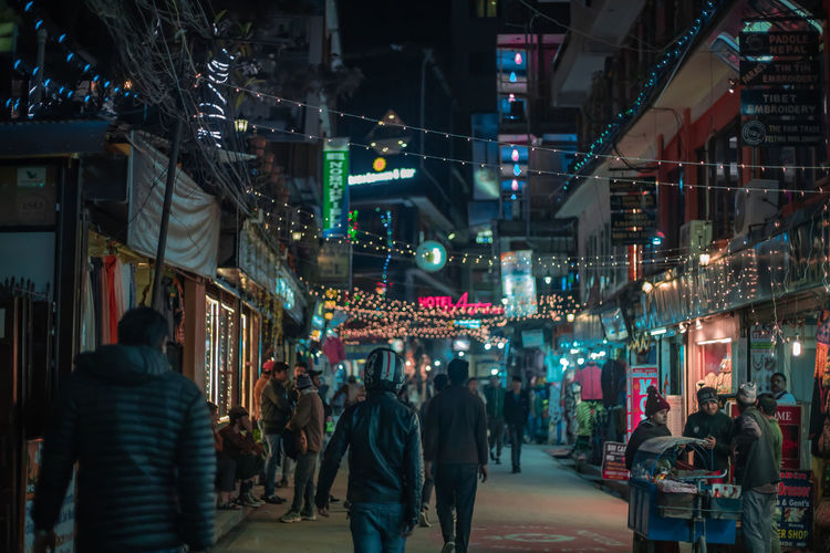 Vibrant Streets