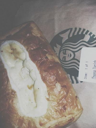 Starbucks Cheese Danish Yummy Food Foodphotography Delicious Starbucks Love Picoftheday Followme