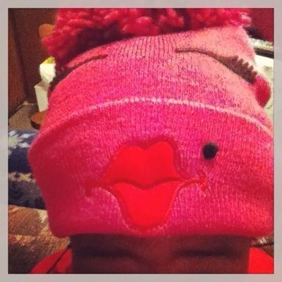 My Hat Got A Mole :)