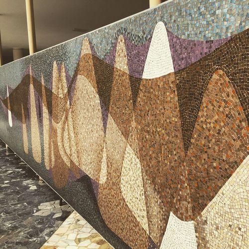 Mural Art Mosaico