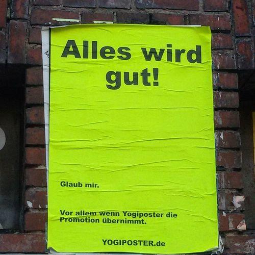 Prendersi per il culo Tuttoapposto Credici Glaubmir Believeme Allesgut Posters