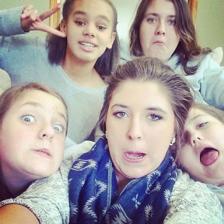 Capture The Moment Cousins ❤ We Are Family Sisters Selfie ✌ Just Chillin' Perfect Timing Goofballs