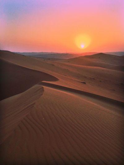 Architecture Desert Empty Quarter Landscape Nature Sand Dune Saudi Arabia Scenics