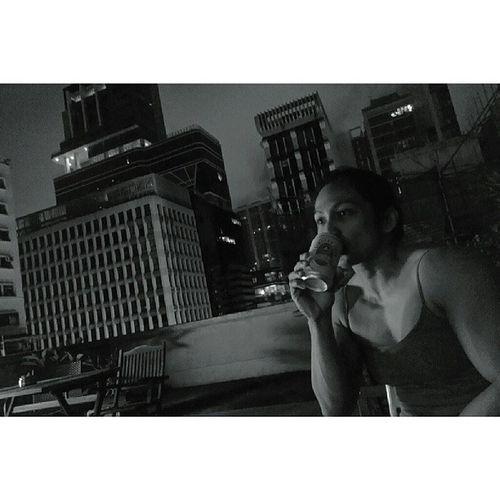 The 4a.m. Tsingtao Nightcap . | with @abi | Sgs3 Tst hk