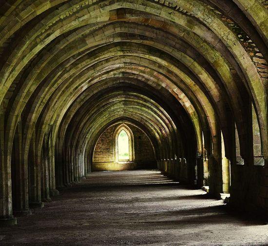 Arch Corridor