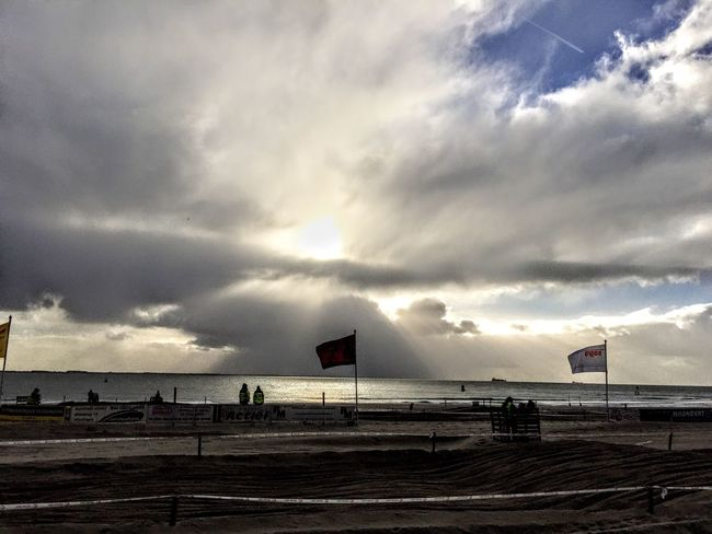 Strandcross Vlissingen Mxonthebeach Motorcross  Sun Sea Clouds Perfectday Iphonepic